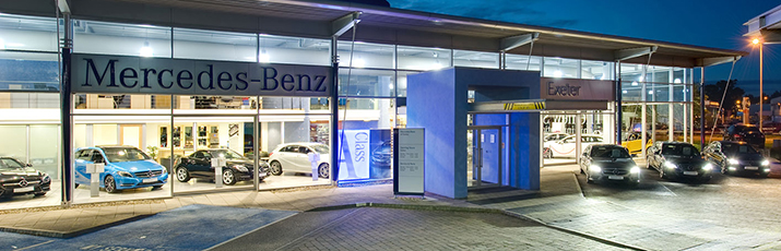 Group information mercedes benz mercedes benz south west for Mercedes benz retail careers