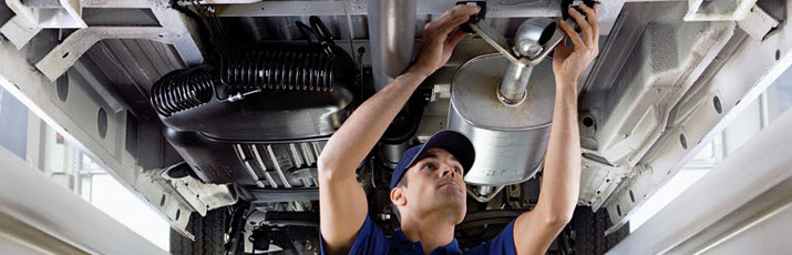Mercedes-Benz Van Servicing