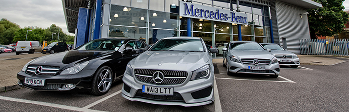Mercedes-Benz of Taunton