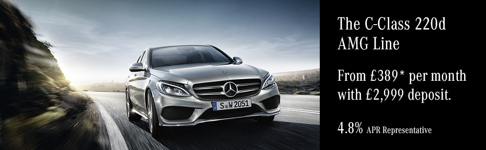 Mercedes-Benz C-Class offer